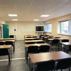 Salle de cours BTS / Bachelor
